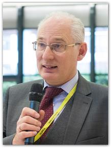Dr. Reinhard Rieger, Abteilungsleiter im Personalamt, Freie und Hansestadt Hamburg